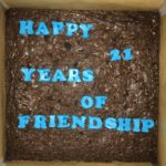 friendship brownie